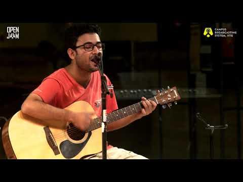 Ek Ajnabee Haseena Se (cover)   OpenJam Night '17