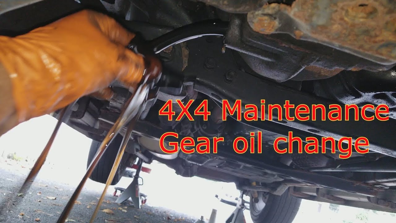 Differential Fluid Change >> LX470 and Land Cruiser Differential and transfer case Gear ...