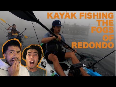 Redondo Beach Fishing | Artificial Reef & Break Wall Fishing Spots On A Kayak