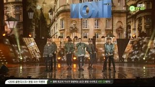 iKON - '취향저격(MY TYPE)' + '덤앤더머(DUMB&DUMBER)' in 2016 Golden Disc Awards