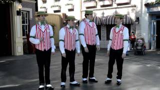 Fortuosity Live Performance at Disneyland