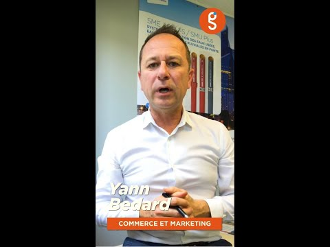 Yann Bedard, Responsable marketing et category management chez Saint-Gobain PAM