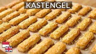 TANPA Cetakan! Resep Kastengel Premium: RENYAH &amp GURIH 100% Sukses!