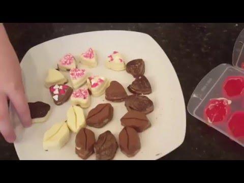 Diy Moederdag Zelf Bonbons Maken Bibi Nederlands Youtube