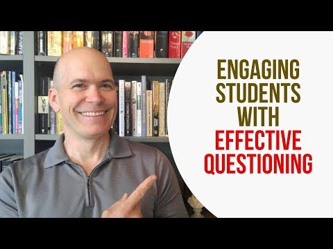4 steps to engaging students with effective questioning