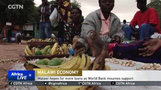 Malawi hopes for more loans as World Bank resumes support