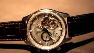 Zenith Open Power Reserve El Primero Chronomaster Watch