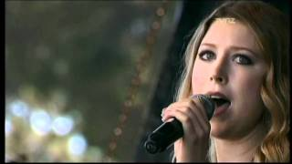 Repeat youtube video Amazing Grace - Hayley Westenra (a cappella) in Christchurch NZ