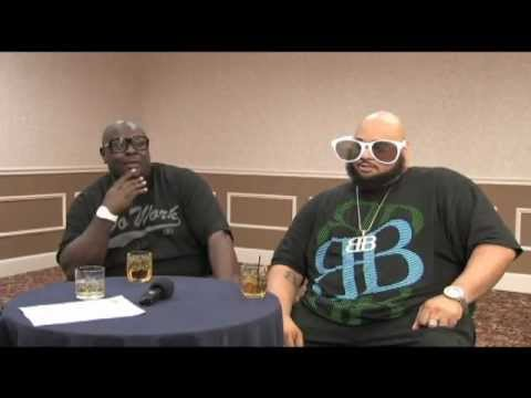 Big Black Bam Bam Interview Part 1 of 8