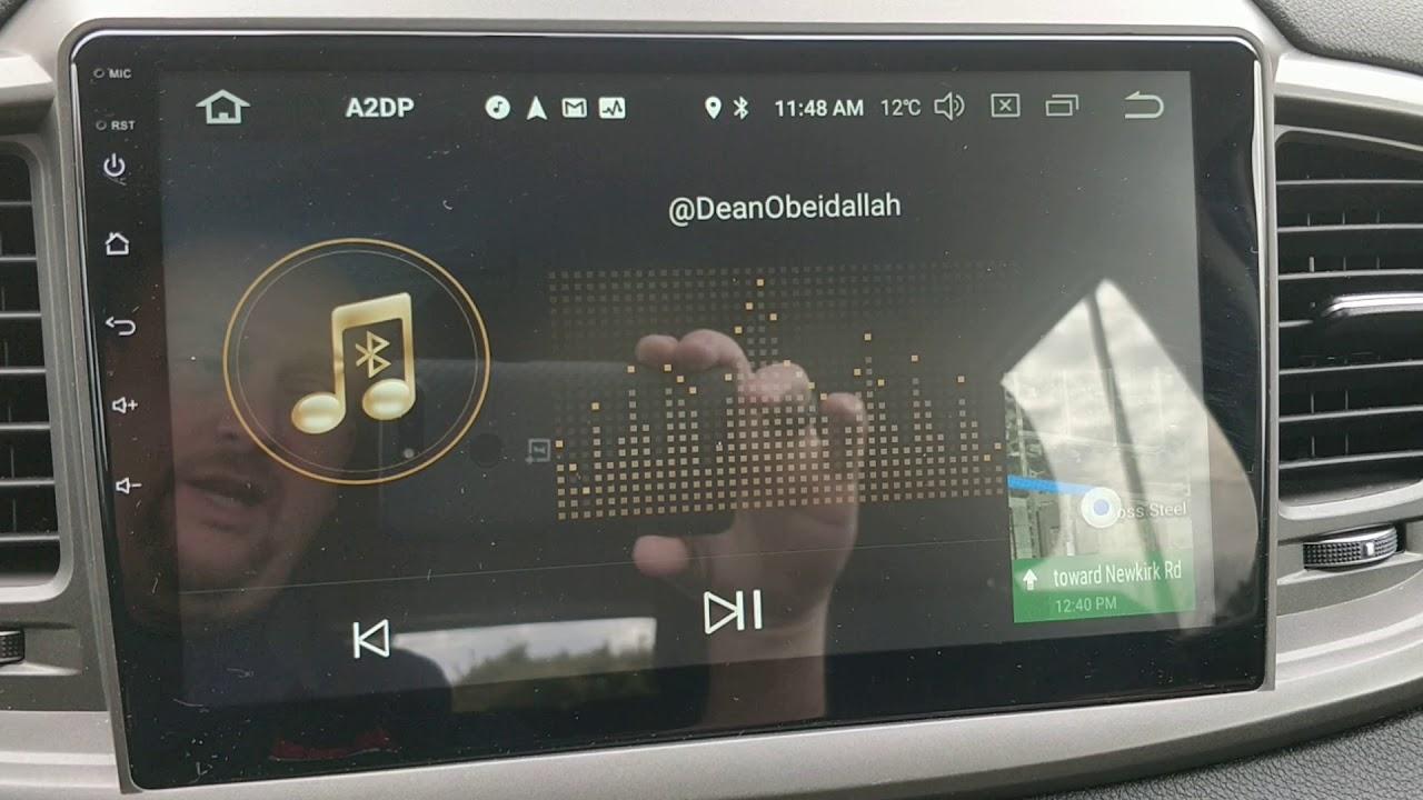 Dasaita Android 8 0 Head Unit in 2016 Sorento (quick video)