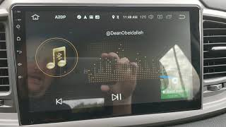 v2Movie : Dasaita Android 8 0 - Gold UI double din universal