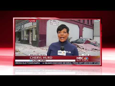 NBC Bay Area News - Napa Quake Coverage :30