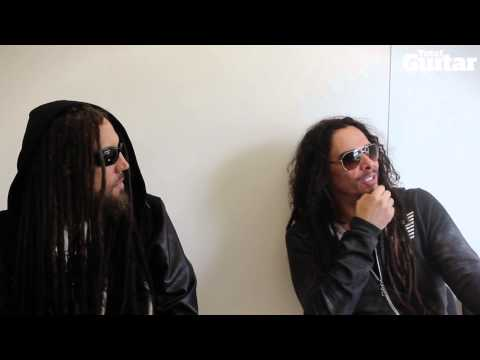 In The Studio with Korn - Munky and Head on their early albums (TG244)