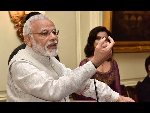 PM Modi's speech at release of book ' President Pranab Mukherjee   A statesman '