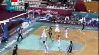 2006多哈亚运会男篮中国VS中华台北j