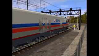 Trainz Cab Ridez Sneak Peek: NEC SEPTA AEM-7 Wilmington