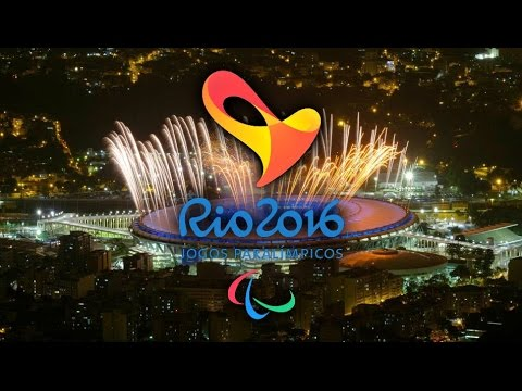 2016 Rio Paralympics Opening Ceremony
