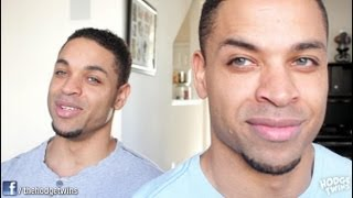 Scared To Take It All Off....... @hodgetwins