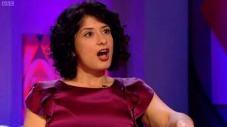 Shappi Khorsandi - Friday Night with Jonathan Ross
