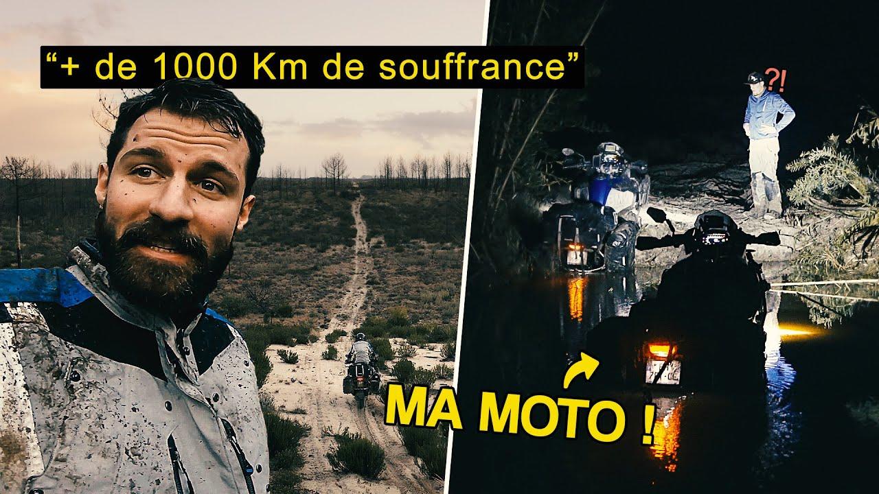 JE SUIS DANS LA MERDE ! Off-Road Portugal EP 1 🇵🇹