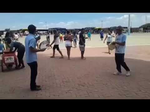 Imperador da embolada e João de barro embolado em Crato Ceará ponto turístico