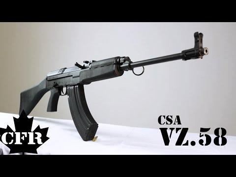 CSA SA VZ-58 Review