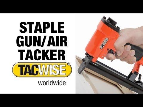 Staple Gun / Air Tacker