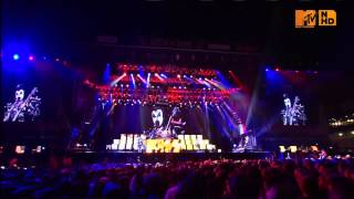 Kiss - Crazy Crazy Nights (Rock Am Ring)
