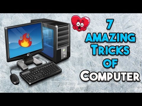 7 Amazing Computer Tips And Tricks Everyone Should Know | Impress Your Friends