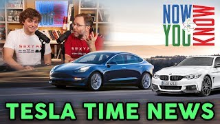 Tesla Time News - Tesla Surpasses BMW