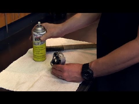 how to remove rust from a bicycle sprocket bicycle repair maintenance youtube. Black Bedroom Furniture Sets. Home Design Ideas