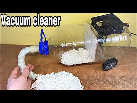 how-to-make-a-vacuum-cleaner-with-bottle-at-home