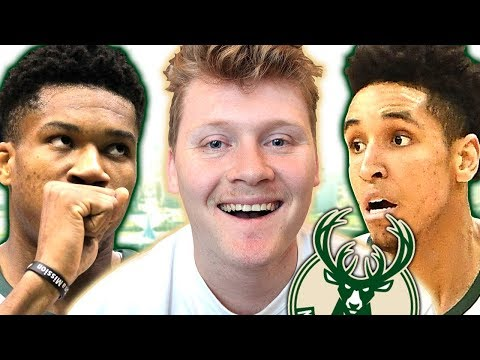 REBUILDING THE MILWAUKEE BUCKS! NBA 2K19