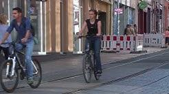 Mit dem Fahrrad Schwerin erkunden - wunderschön an den Seen, kompliziert in der Innenstadt