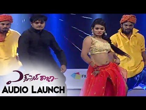 Colorful Chilaka Song Performance At Express Raja Audio Launch || Sharvanand,Surabhi