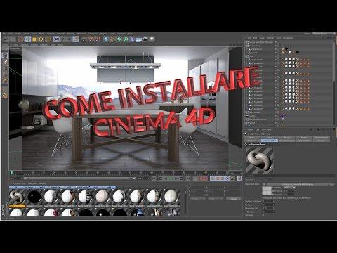 COME INSTALLARE Cinema 4d r18+ installazzione plugins