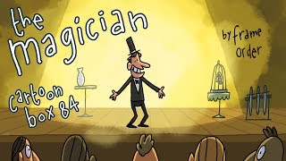 The Magician | Cartoon Box 84