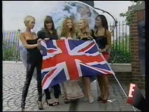 Spice Girls Bio on E-Hollywood (2007)