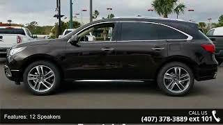 2018 Acura MDX 3.5L - Fountain Auto Mall - Orlando, FL 32809