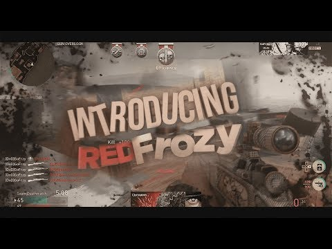 Introducing Red Frozy by Anuki