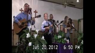 The Turner Family Bluegrass... Somebody Touched Me