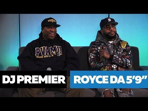 PRhyme On Hip Hop's Next Generation + Royce 5'9 Breaks Down 'Black History'