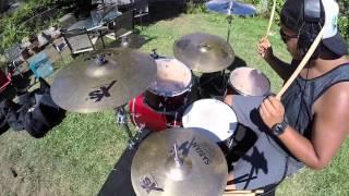 David - We The Kings - Skyway Avenue (drum cover)