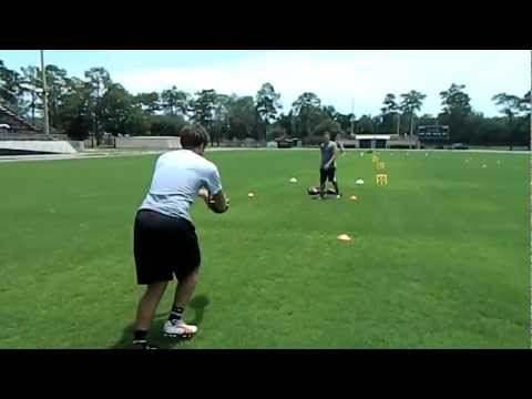 TJK Kicker Punter Workout - Pensacola, FL