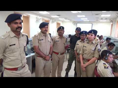 Trainee  DSP From Madhya Pradesh Police Academy Bhauri (Bhopal)