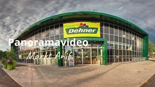 Panoramavideo Vom Dehner Gartencenter In Anif Youtube