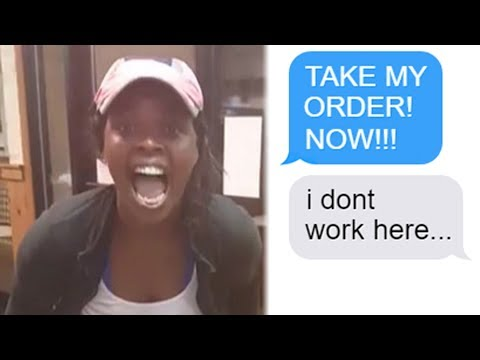 "r/Idontworkherelady ""TAKE MY ORDER!"" ""But I'm not a Waitress..."" Funny Reddit Posts"