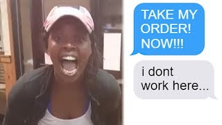 "r/Idontworkherelady ""TAKE MY ORDER!"" ""But I\'m not a Waitress..."" Funny Reddit Posts"