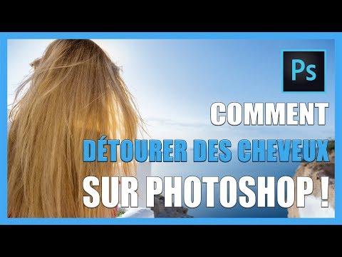 Comment Détourer Des Cheveux Sur Photoshop Cc Tuto Photos