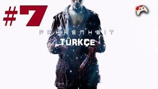 Fahrenheit: Indigo Prophecy #7 Yeni Cinayetler (1080p) Türkçe